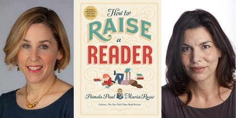 HOW TO RAISE A READER: AN EVENING WITH THE EXPERTS entradas