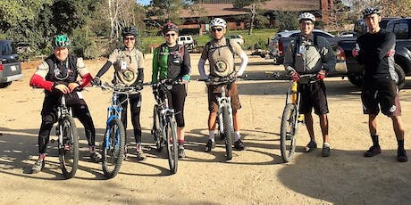 Intermediate Mountain Biking - Aliso and Wood Canyons Wilderness Park tickets