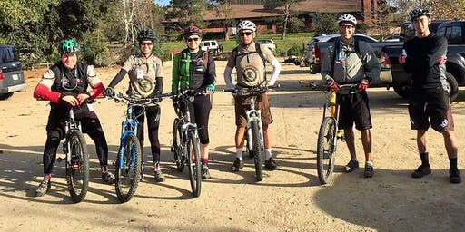 Intermediate Mountain Biking - Aliso and Wood Canyons Wilderness Park