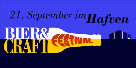 Bier & Craft Festival Tickets