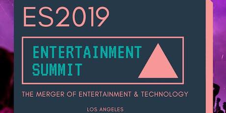 ES2019 - Entertainment Summit Los Angeles  tickets