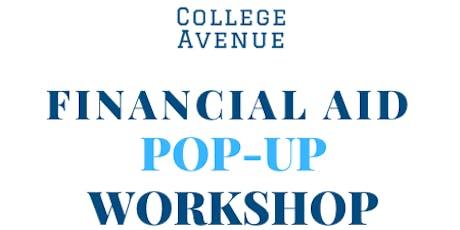 Financial Aid Pop-Up Workshop tickets