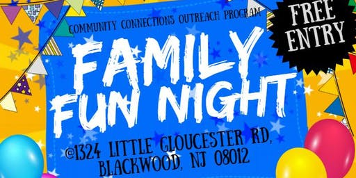 Family Fun Night: Family BINGO, Salad Bar, & Bollywood Dancing
