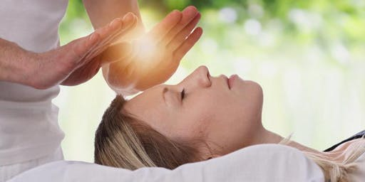 Reiki 1 Energy Healing Training with Certification