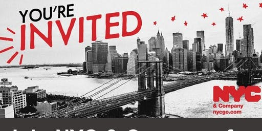 Join NYC & Company for an Evening Reception at the Atwater Cocktail Club - By invitation only