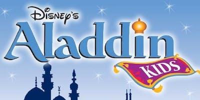 Aladdin KIDS Tickets Saturday, September 21st at 7:00pm