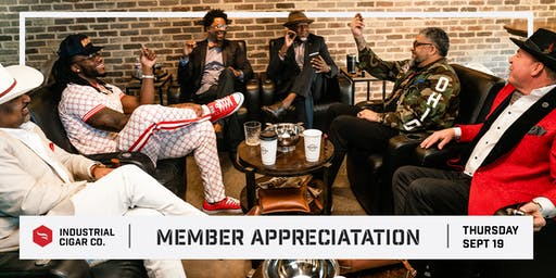 Member Appreciation at ICC