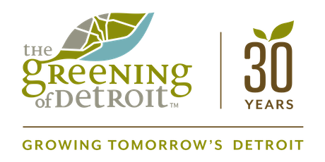 The Greening of Detroit's 30th Anniversary Green Tie Celebration tickets