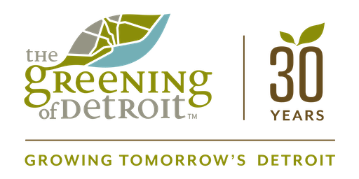 The Greening of Detroit's 30th Anniversary Green Tie Celebration