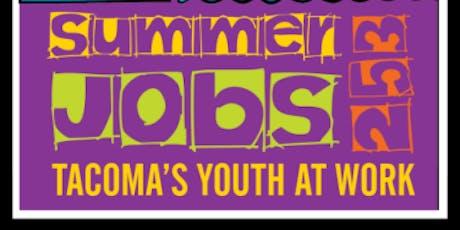 2019 Summer Jobs 253 End Of Program Celebration tickets