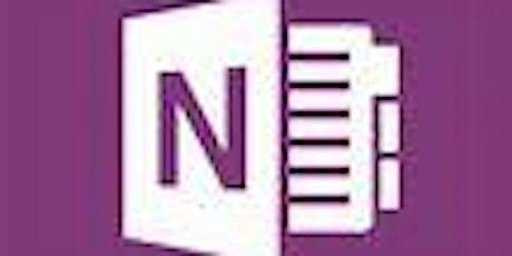 OneNote - Basics Training tickets