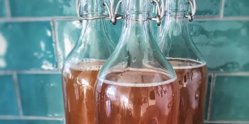 Fall Harvest: Seasonal Fermented Beverages