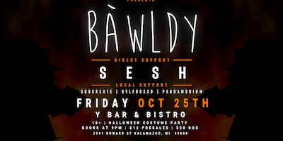 Bawldy Halloween Party