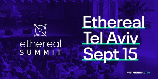 Ethereal Summit Tel Aviv