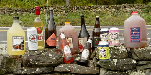 7th Annual Old-Fashioned Cider Tasting