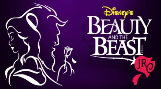 Beauty & The Beast JR Tickets Saturday, September 28th at 7:00pm
