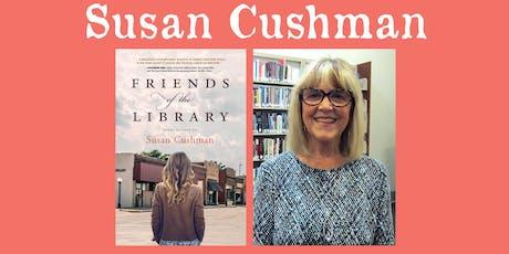 Susan Cushman tickets