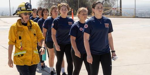 2019 LACoFD Girls' Fire Camp
