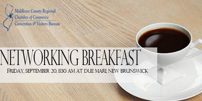 September Networking Breakfast