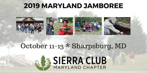 2019 Sierra Club Maryland Chapter's Biennial Jamboree