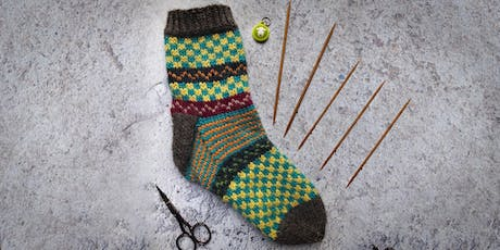 Fairisle Socks with Nicky Barfoot tickets