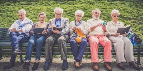 Decimal Lab Speaker Series: Aging and the Digital tickets