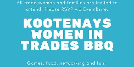 Kootenays Women in Trades BBQ