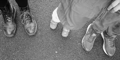 Toddler Walk (by Buggy and Sling Friendly Health Walks Prestwich)