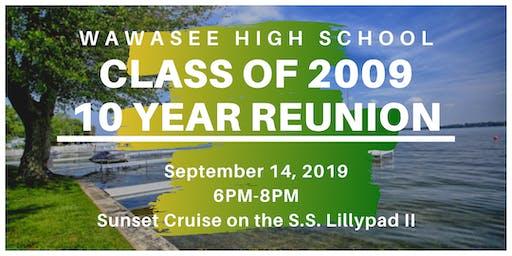 Wawasee High School Class of 2009 - 10 Year Reunion