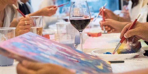 Creative Night Out: Watercolor