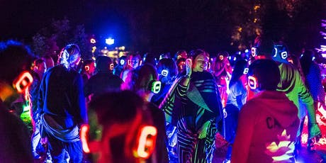 Silent Disco: Anti-Bad Vibes, Friday the 13th. tickets