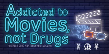 Addicted to Movies, Not Drugs tickets