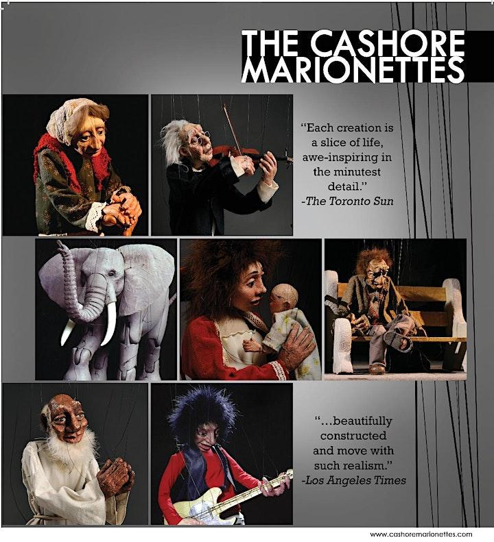 Cashore Marionettes image