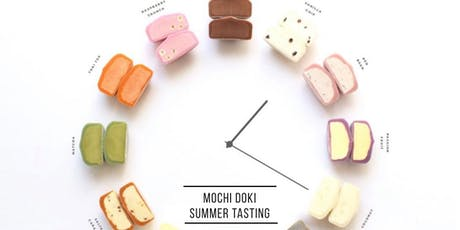 MochiDoki Summer Tasting Event   Pike & Rose   Limited Seating tickets
