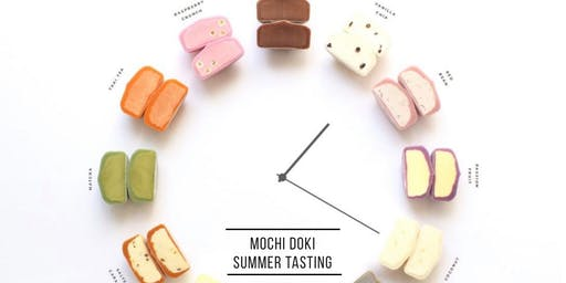 MochiDoki Summer Tasting Event | Pike & Rose | Limited Seating