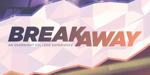 BREAKAWAY at the University of Valley Forge November 14-15, 2019