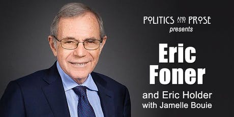 Eric Foner | THE SECOND FOUNDING with Eric Holder tickets