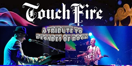 TouchFire - Decades of Rock tickets