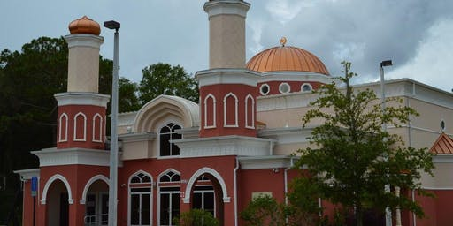 Town Hall meeting at The Islamic Society of New Tampa