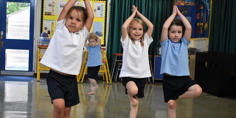 MOVE with Zip Active EYFS/Reception Physical Development & PE Workshop tickets