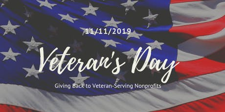 Veteran's Day Generosity - Clear Lake tickets