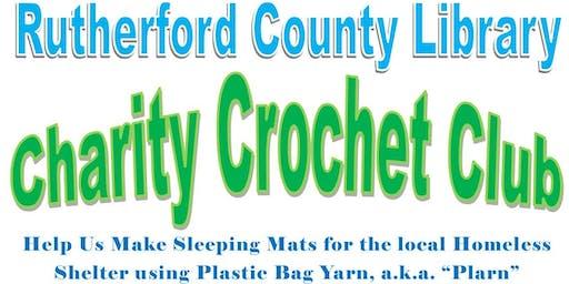 Charity Crochet Club