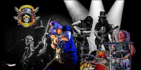 Guns N Roses Tribute - NIGHTRAIN tickets