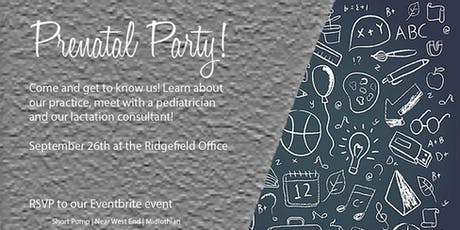 Prenatal Party (Ridgefield-West End) tickets