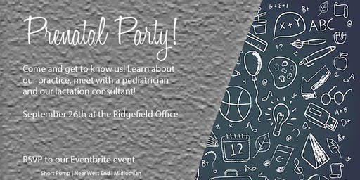 Prenatal Party (Ridgefield-West End)