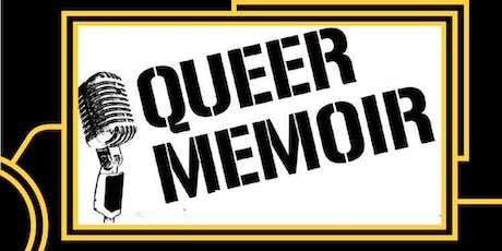 Queer Memoir: Birthdays tickets