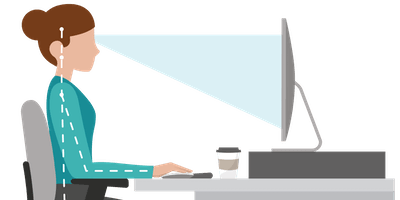 Office Ergonomics - Setting Up your Work-space