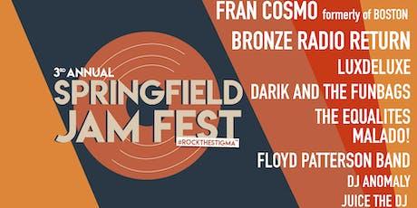 Springfield Jam Fest tickets