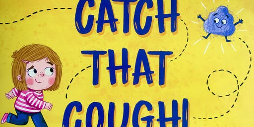 'Catch That Cough' - Picture Book Launch