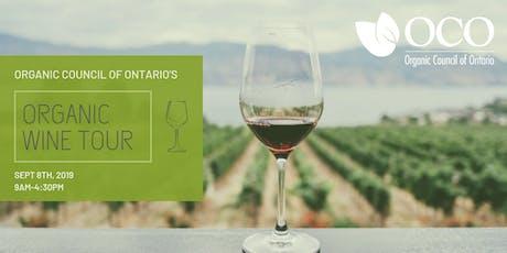 Organic Wine Tour (Niagara Region) biglietti